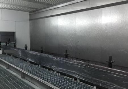 액체도장 설비 시공 사례(멕시코 &인탑스)